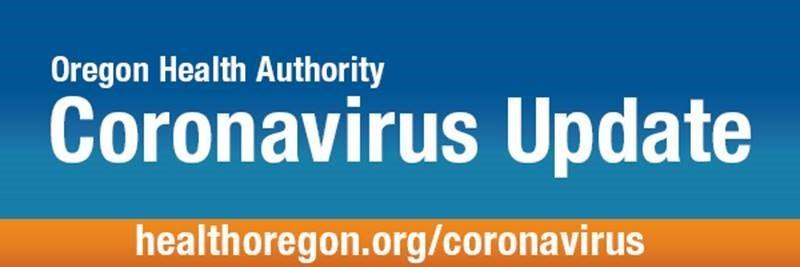 Coronavirus Update nameplate