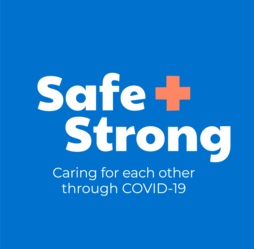 Safe + Strong English