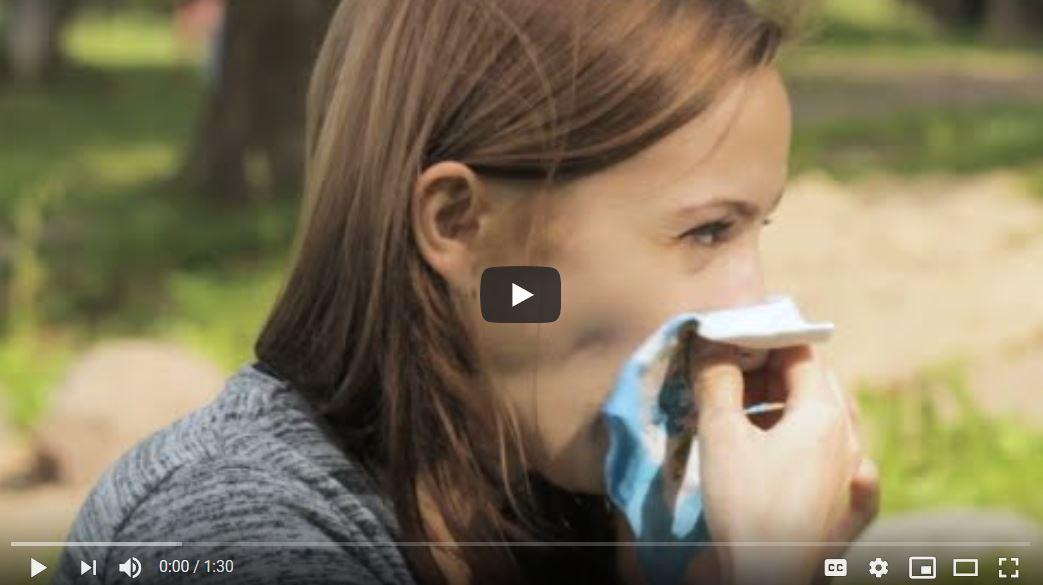 Allergies video