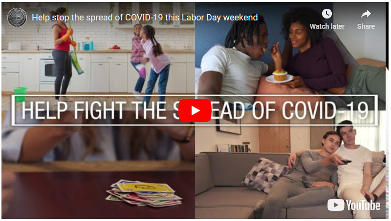 Help fight the spread of COVID-19