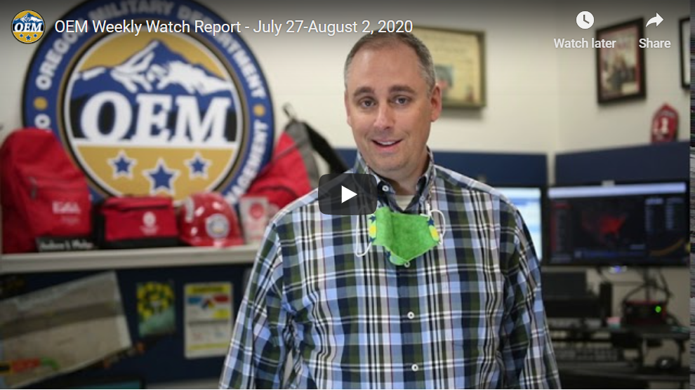 OEM Weekly Watch Report July 27- August 2