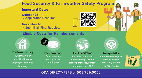 food security and farmworker safety program
