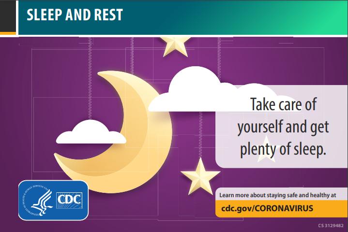 CDC sleep