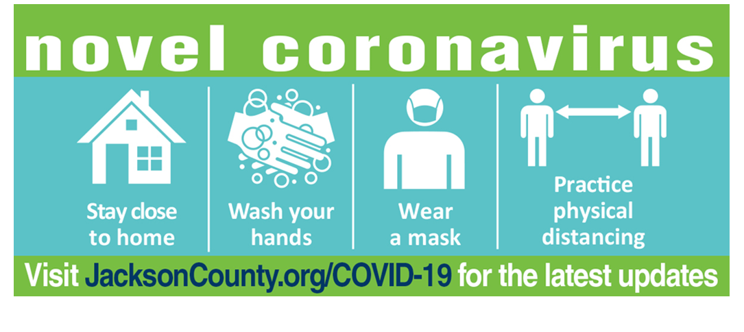Click on graphic for Jackson County Public Health.