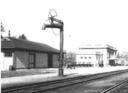 Historic photo of Salem railroad station