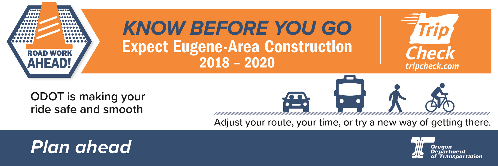 Eugene area construction header