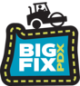 Big Fix PDX Logo