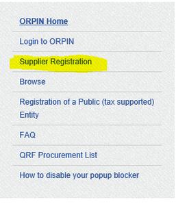 ORPIN Screenshot