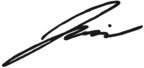 Justin Guinan Signature