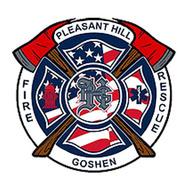 Pleasant Hill Goshen Fire and Rescue Logo