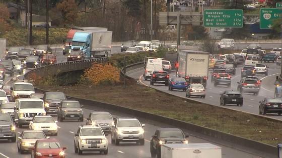 Congestion Relief Ahead for Portland Freeways