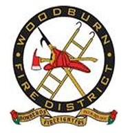 Woodburn Fire Logo