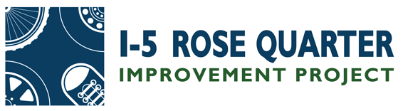 I-5 Rose Quarter Improvement Project Logo