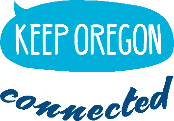 Keep Oregon Connected