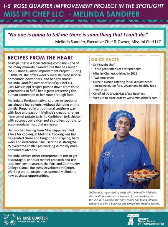 Spotlight on Miss'ipi Chef