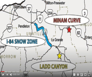 Video: ODOT Safety Projects in Region 5
