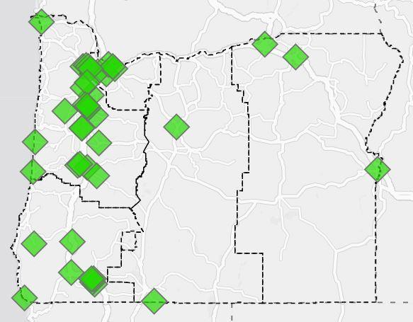 SRTS 202 map of awards