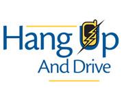 Hang Up and Drive logo