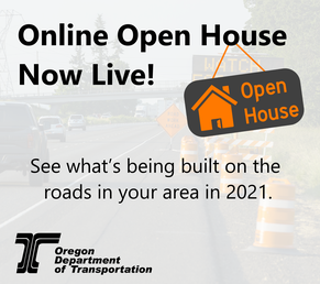 Online Open House Graphic