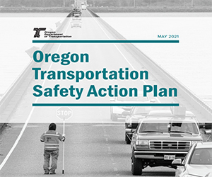 Transportation Safety Action Plan draft cover page