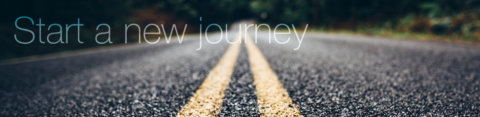 Start New Journey with Road