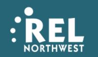 REL Northwest logo