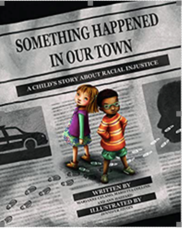 Book cover for Something Happened in Our Town
