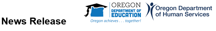 Department of Human Services and Education Logos