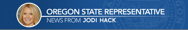 Representative Jodi Hack