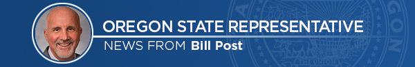 Representative Bill Post