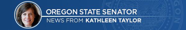 Senator Kathleen Taylor
