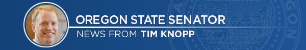Senator Tim Knopp