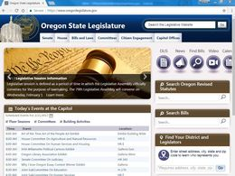 OregonLegislature.gov