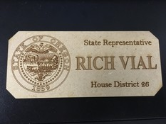 Sherwood CTE Nametag