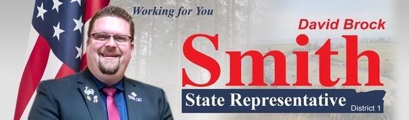 Representative David Brock Smith