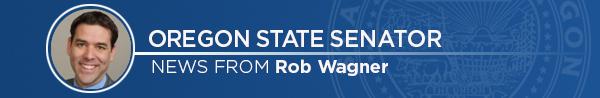 Senator Rob Wagner