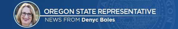 Representative Denyc Boles