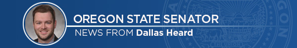 Senator Dallas Heard