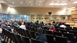 Town Hall Pic #6