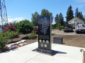 Boring, Oregon Vietnam Memorial