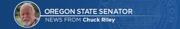 Senator Chuck Riley