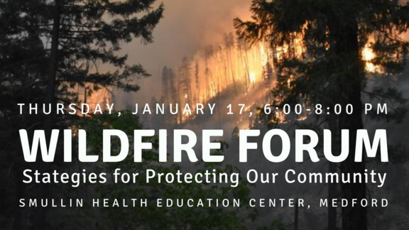 Wildfire Forum event cover
