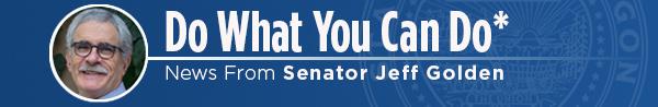 Senator Jeff Golden