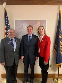 Mayor & Councillor Endicott