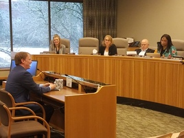 Testifying in support of HB288