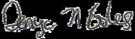 Rep Boles Signature