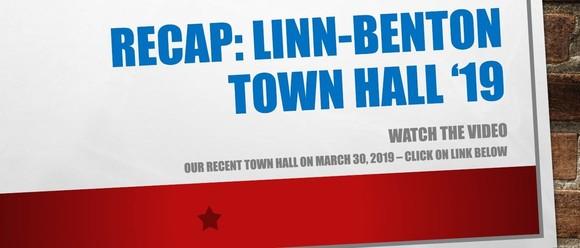 Town Hall Recap