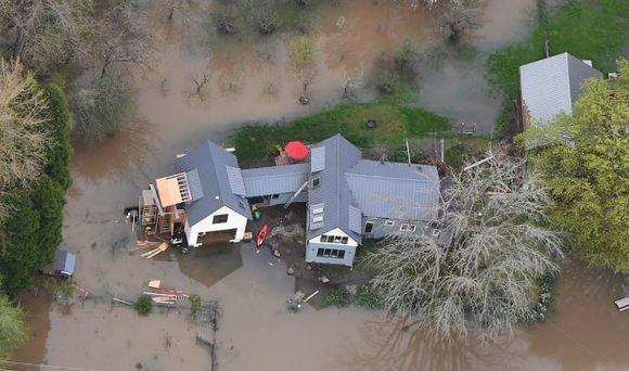 Albany Flooding