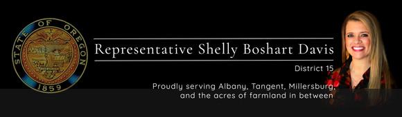Representative Shelly Boshart Davis