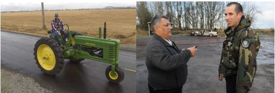 Burkholder Tractor